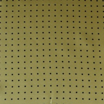Cravate Jaune à pois noirs, Dessin 200286