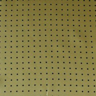Lavallière Jaune à pois noirs, Dessin 200286