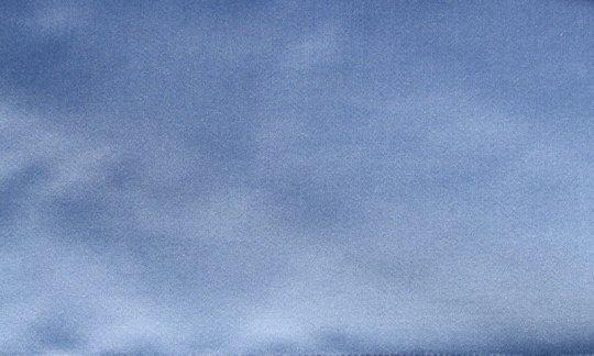 Foulard en soie helles Bleu - uni couleur, Dessin 210032