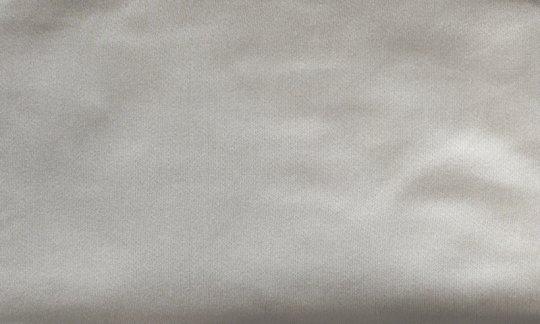 Foulard en soie Argentgrau - uni couleur, Dessin 210053