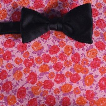 Nœud papillon Rouge, Orange, Rose - Fleurs, Dessin 200067