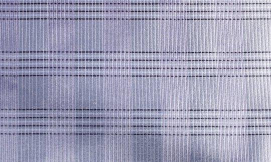 Pochette de costume / mou choir Argent, Bleu, Lilas - Streifen, Dessin 200209