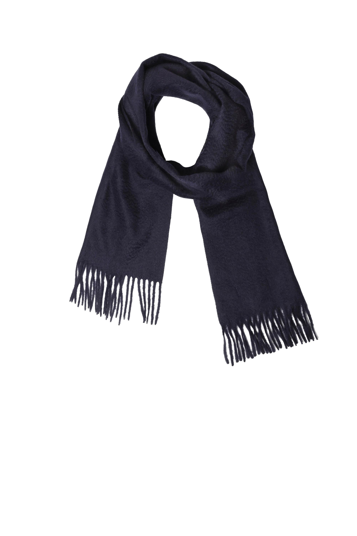 charpe en laine cachemire pour homme et femme couleur bleu marine 150 x 30 cm albert kreuz. Black Bedroom Furniture Sets. Home Design Ideas