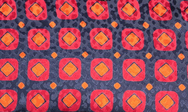Ceinture De Smoking Rouge Bleu Bleu Marine Orange Carreaux Dessin 200087